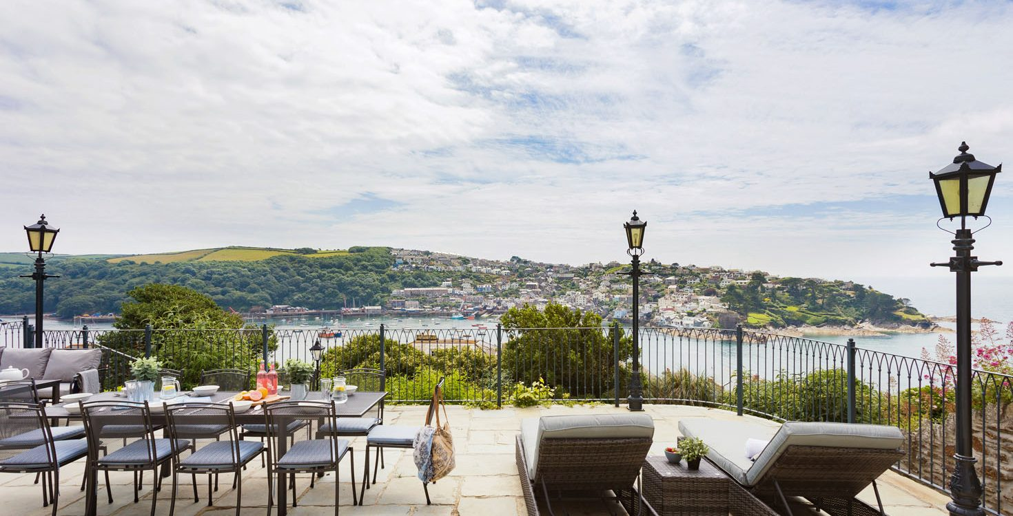 Cornwall Holiday Property Fowey